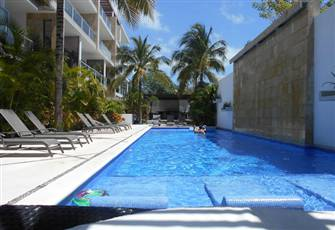 Luxury in the Heart of Playa Del Carmen