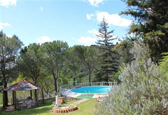 Great Value Tuscan Villa - Fantasic Views Private Pool, Gym, Hydro, etc