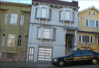 Great Location- Only 2-3 Blocks from the Golden Gate Park