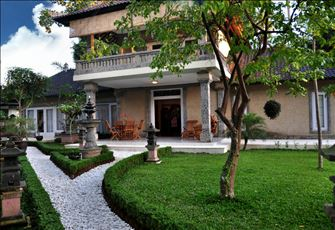 Private Villa Minutes from Ubud: Organic Gardens & Pool-15% Disc for 5+ Nights