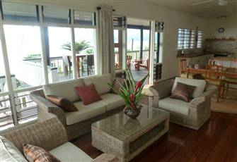 Oceanfront Living on Savusavu Bay