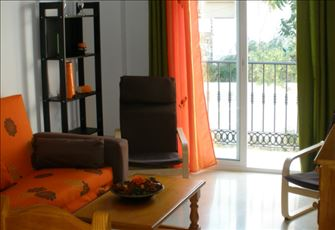 Malaga Center Apartment. Popular Capuchin Neighborhood