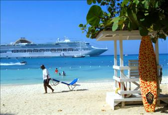 Ocho Rios Beach-Front Resort Condo-Wifi