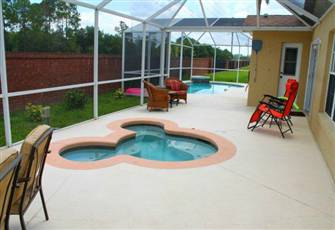 5 Star Location|Decor|Service-2 Miles to Disney|New Pool & Spa|
