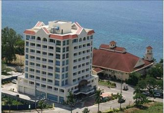 Ocean View.  1 Bedroom Condo Fully Furnished