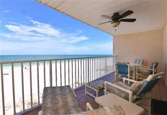 Direct Gulf Front Beach Paradise !