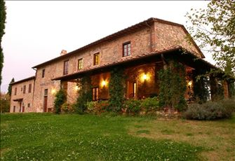 Charming Villa with Pool in the Tuscan Hills Surrounding Florence.