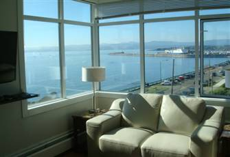 Fantastic Views of the Ocean from all the Windows.