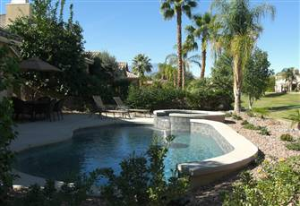 Luxury Indian Springs Golf  Home in Gated Community.  Private Pool/Spa.