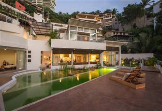 Puerto Vallarta's Only Eco Friendly Villa Combines Luxury and Sustainable Living