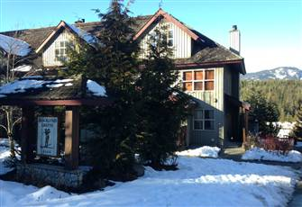 Corner Unit on Blackcomb Mountain in Whistler with Views , Ski-Home