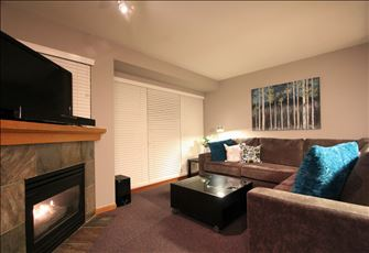 Cozy 3-Bedroom Condo with Hot Tub, Kitchen, and Fireplace