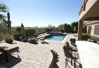 Privacy and Luxury in the Best of Scottsdale - Heated Salt Water Pool and Spa