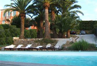 Cannes, Golfe-Juan, Historic Villa, Pool,  Sandy Beaches, Port Camille Rayon