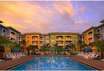 Mizner Place Weston Town Center in Greater Fort Lauderdale: 1-Br, Sleeps 4