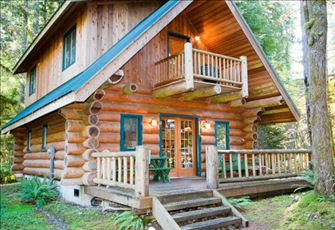 Log Cabin at its Best!