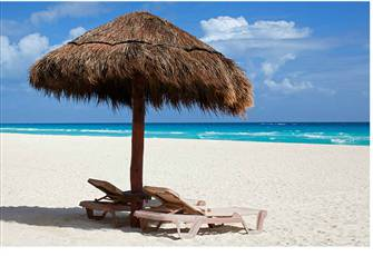 Beautiful Cancun Beaches!