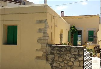 Traditional Restored Stone House in the Heart of Crete