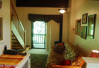 A Great little Condo near Skiing and Hiking. Now has Wifi!