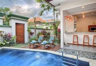 Private Villa 2 Bedroom Seminyak