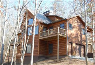 Large Private Cabin - Views, Fire-Pit, Pool Table and Hot Tub