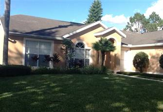 Beautiful Three Bedroom/2 Bath Pool Home on Gated Golf Course Community