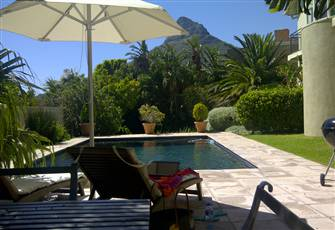 Charming Family Camps Bay Home