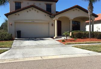 Brand New Villa on Secure Gated Community Minutes from Disney and All Amenities