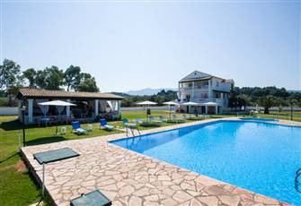 Corfu Sea Palm Residence Apartment 1 Bedroom Sea View
