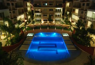Upscale Downtown Playa Del Carmen Condo Close to Mamitas Beach and 5th Avenue