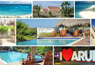 Aruba Cunucu Residence ~ an Affordable & Intimate Place to Stay in Aruba