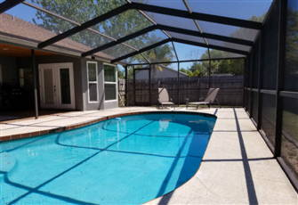 Private Pool - Golf Community - Privacy Fence - Pets Accepted - Sleeps 6 !!