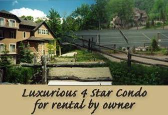 4-Star Luxurious Mountain Resort Condo