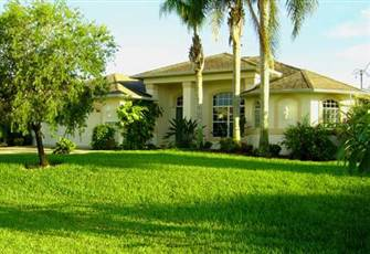 Cape Coral, Florida Waterfront 'Gulf Access' Vacation Home / Holiday Villa