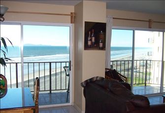 Wow what a View!!!! Downtown Ocean Front Condo !!!!