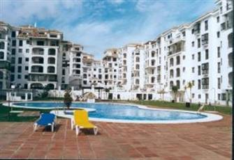 Marina De La Duquesa Beach Apartment In Prestigious  Location