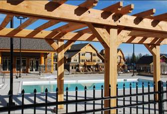 Ski-in/ski-out, Heated Outdoor Pool, Spa, Gym
