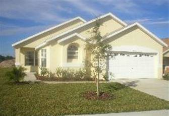 Private Pool 4 Bedroom Home with Fenced yard and Close to Disney...