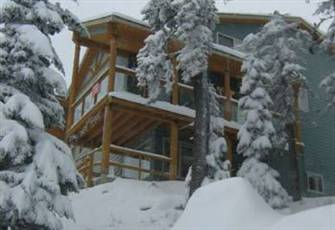 Big White Chalet for Full Season Rental