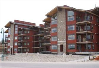 Condo in Big White
