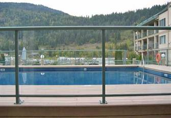 Shuswap Waterfront, 2 Bedroom Penthouse, Boat Slip, Pool, Hottub + much more!