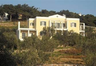 Luxury Apartment- 50 Sq.M - Sea View - Syros Iland