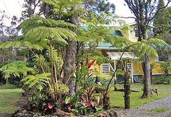 Your Perfect Rainforest Hideaway, Just Minutes from Volcano Village & National P