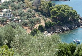 Treat Yourself to High-Level Accommodation in One of Alonissos' Ammos villa