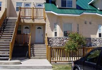 Large, newer  Condo. Great Location in Fernie. Book for short or long term.