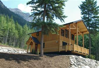 3 Bedroom Luxurious Log Cabin in Golden  - Canada Select 4* Approved