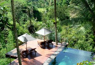 Romantic Secluded Honeymoon Villa in Bali