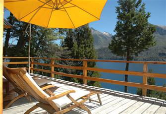 Lake Front Cottage. Great Views in Nahuel Huapi National Park