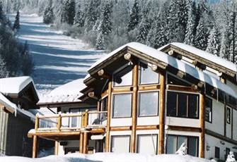 Easy Ski in Ski out, Log Post & Beam Elegant Mtn. Atmosphere. Outdoor Hot Tub.