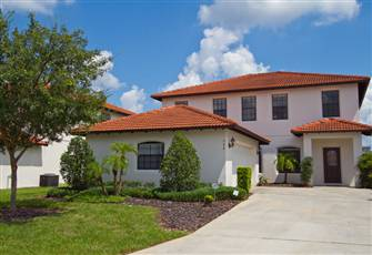 Stunning, Large,  2400 Sq Ft, 2 Story Villa with Private Pool, 6 Miles to Disney